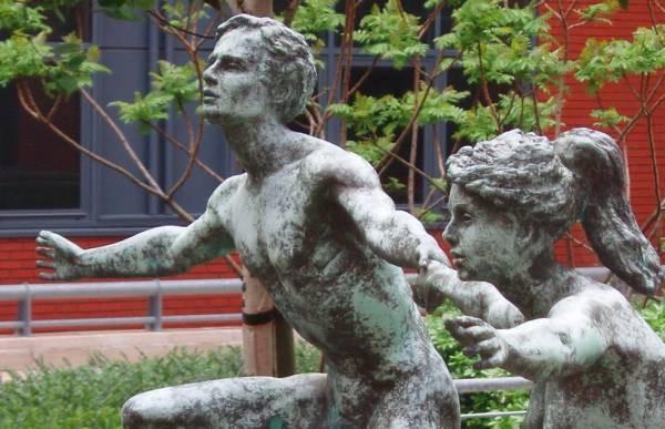 Lovers Dancing Circle Belfield